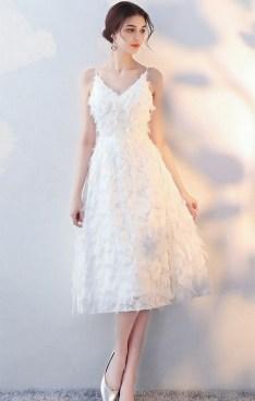 60 Simple Vintage Wedding Dress Ideas 24