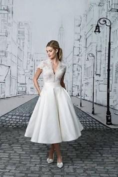 60 Simple Vintage Wedding Dress Ideas 28