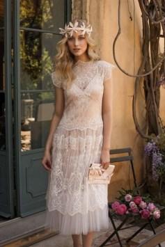 60 Simple Vintage Wedding Dress Ideas 41