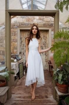 60 Simple Vintage Wedding Dress Ideas 42