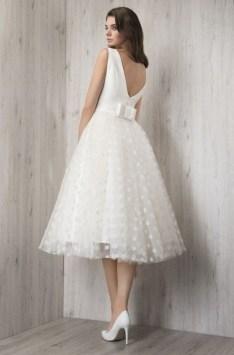60 Simple Vintage Wedding Dress Ideas 48
