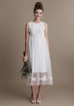 60 Simple Vintage Wedding Dress Ideas 60