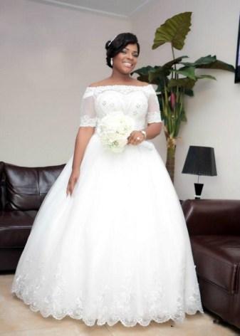 70 Elegant Ball Gown Wedding Dresses For Plus Size 53