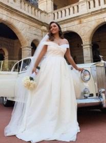70 Elegant Ball Gown Wedding Dresses For Plus Size 70