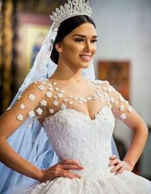 70 Elegant Bridal Crown Wedding Ideas 2
