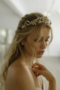 70 Elegant Bridal Crown Wedding Ideas 23