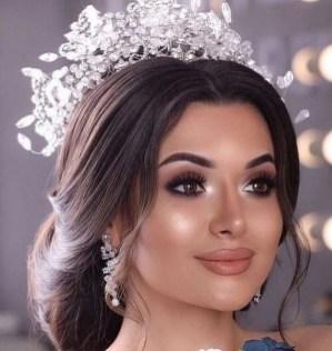70 Elegant Bridal Crown Wedding Ideas 29