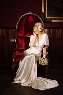 70 Gatsby Glamour Wedding Dresses Ideas 10
