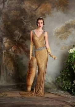 70 Gatsby Glamour Wedding Dresses Ideas 17