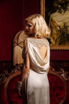 70 Gatsby Glamour Wedding Dresses Ideas 62