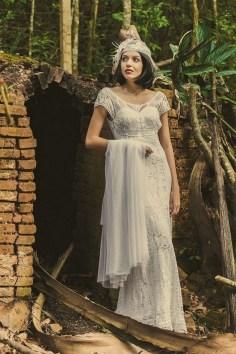 70 Gatsby Glamour Wedding Dresses Ideas 64