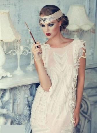 70 Gatsby Glamour Wedding Dresses Ideas 67