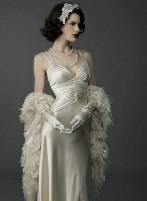 70 Gatsby Glamour Wedding Dresses Ideas 72