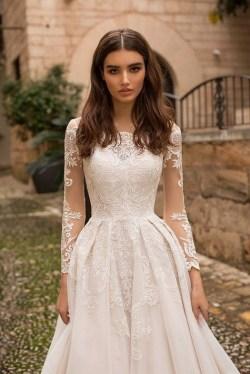 70 Long Sleeve Lace Wedding Dresses Ideas 08