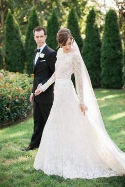 70 Long Sleeve Lace Wedding Dresses Ideas 22