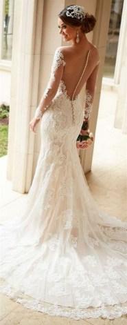 70 Long Sleeve Lace Wedding Dresses Ideas 37