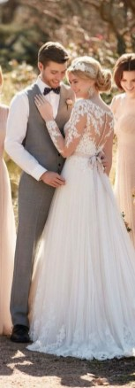 70 Long Sleeve Lace Wedding Dresses Ideas 49