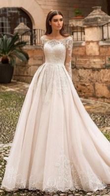 70 Long Sleeve Lace Wedding Dresses Ideas 63