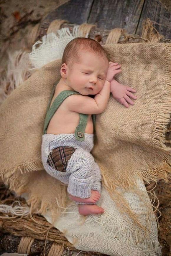 70 Newborn Baby Boy Photography Ideas 27