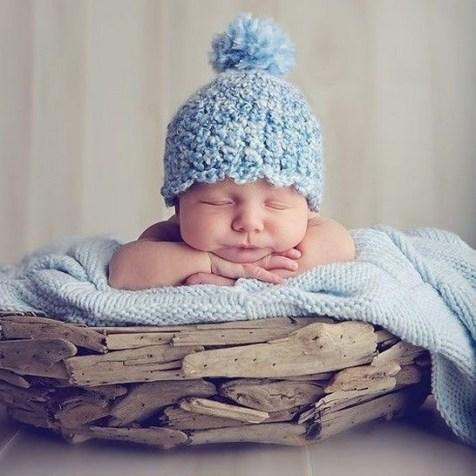 70 Newborn Baby Boy Photography Ideas 56
