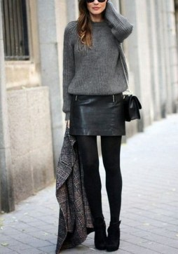 75 How to Wear Sweater for Working Women 10