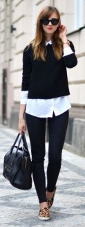 75 How to Wear Sweater for Working Women 24