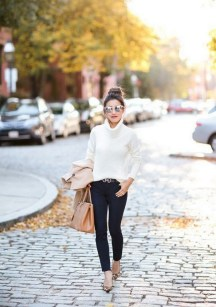 75 How to Wear Sweater for Working Women 35