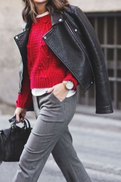 75 How to Wear Sweater for Working Women 42