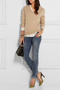 75 How to Wear Sweater for Working Women 47