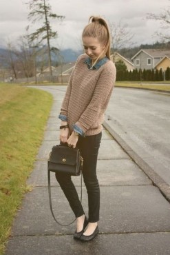 75 How to Wear Sweater for Working Women 53
