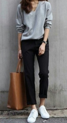 75 How to Wear Sweater for Working Women 68