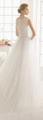 80 Adorable V Shape Back Wedding Dresses You Need to See 28