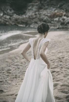 80 Adorable V Shape Back Wedding Dresses You Need to See 30