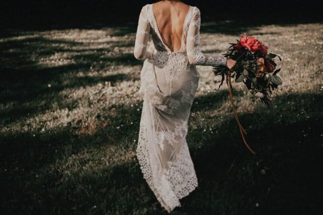 80 Adorable V Shape Back Wedding Dresses You Need to See 65