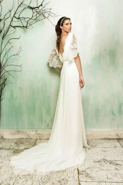 80 Adorable V Shape Back Wedding Dresses You Need to See 77