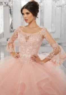 80 Colorful Wedding Dresses Ideas 15