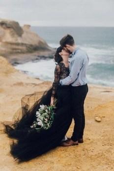80 Colorful Wedding Dresses Ideas 58