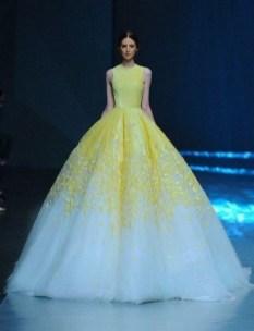 80 Colorful Wedding Dresses Ideas 84