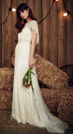 80 Inspiring Beautiful Sequin Bridal Gown 2