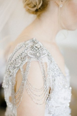 80 Inspiring Beautiful Sequin Bridal Gown 71