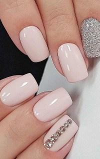 80 The Most Elegant Wedding Nail Art 15