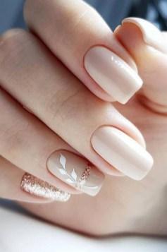 80 The Most Elegant Wedding Nail Art 2