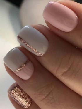 80 The Most Elegant Wedding Nail Art 59