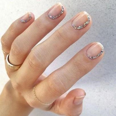 80 The Most Elegant Wedding Nail Art 76