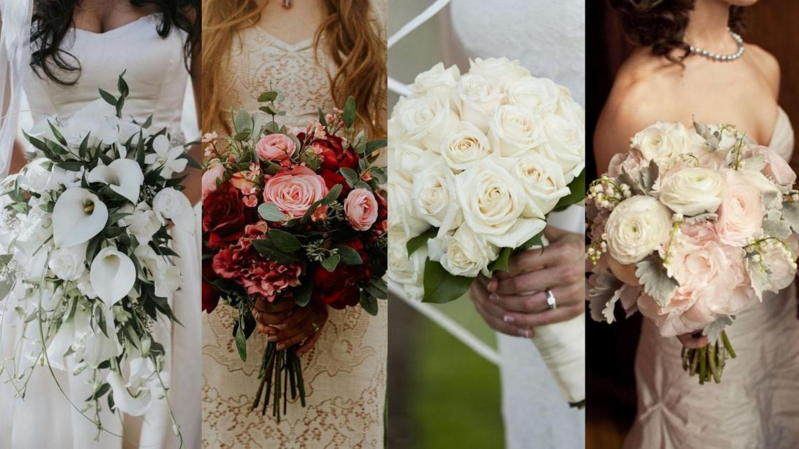 80 Wedding Bouquet For Brides Ideas