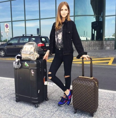 90 Comfy and Fashionable Travel Airport Outfits Looks 5