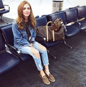 90 Comfy and Fashionable Travel Airport Outfits Looks 79
