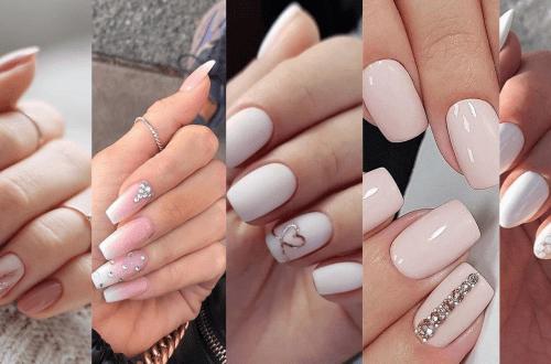 The Most Elegant Wedding Nail Art