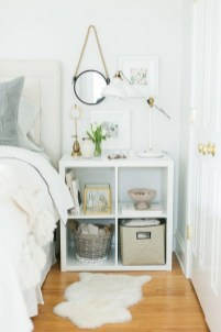 35 Bedroom Storage Ideas Small Spaces for Womens 05