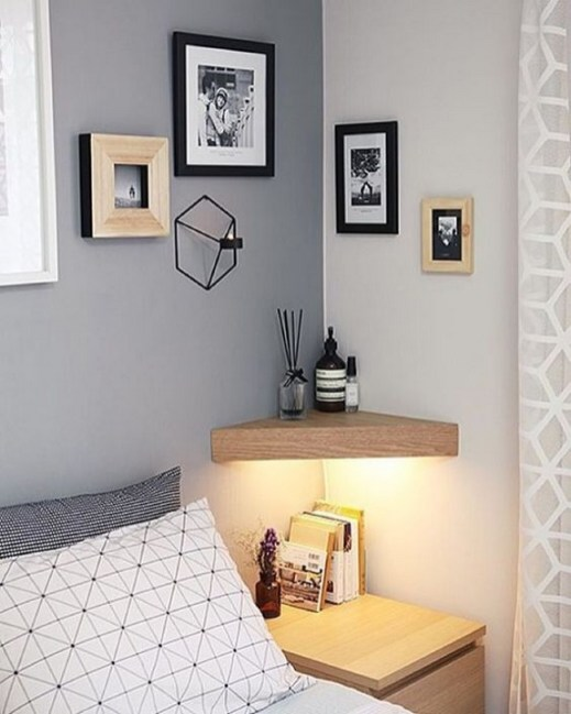 35 Bedroom Storage Ideas Small Spaces for Womens 32